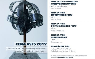 CENA ASFS 2019